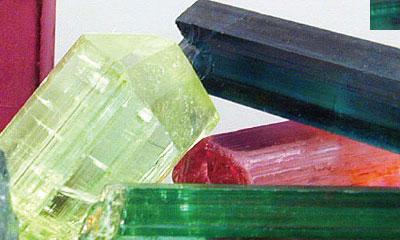 自然和晶石