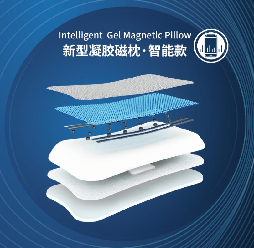 新型凝胶磁枕·智能款